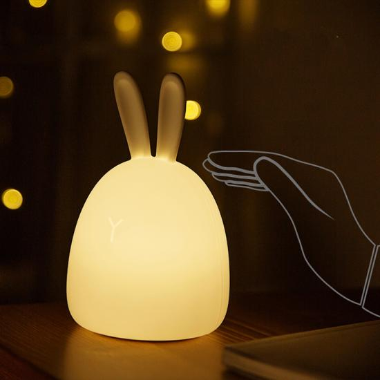 Silicone lamp