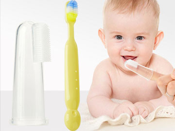 Silicone Baby Cleaner